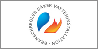 Branchregler säker vatteninstallation
